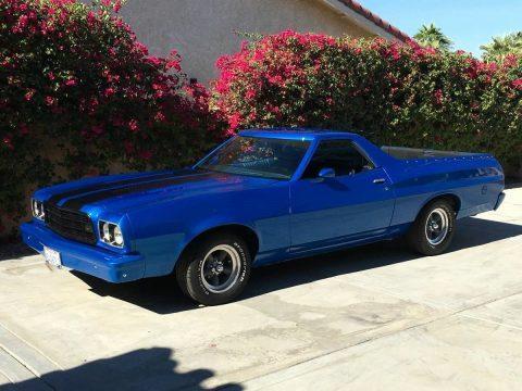 Resto mod 1973 Ford Ranchero Custom for sale