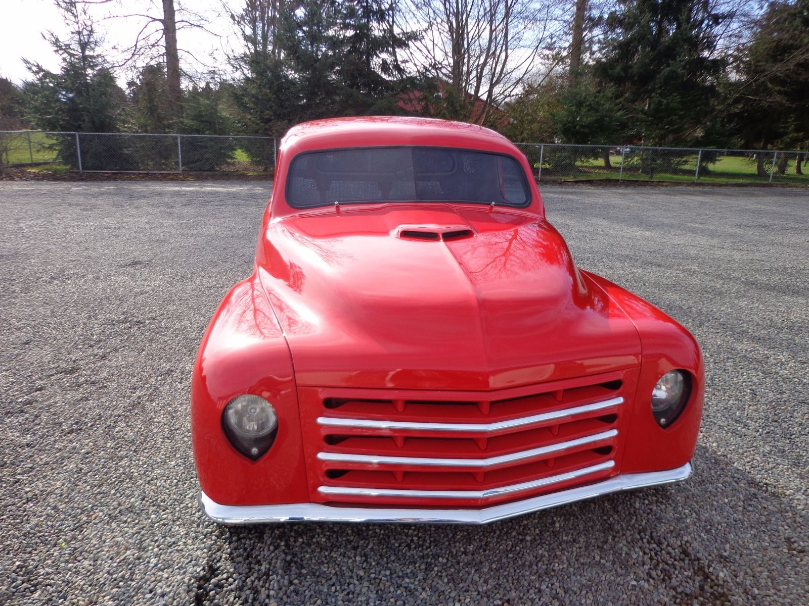 1950 studebaker pickup custom for sale. Black Bedroom Furniture Sets. Home Design Ideas