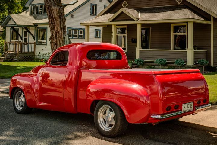 1950 Studebaker Pickup Custom For Sale