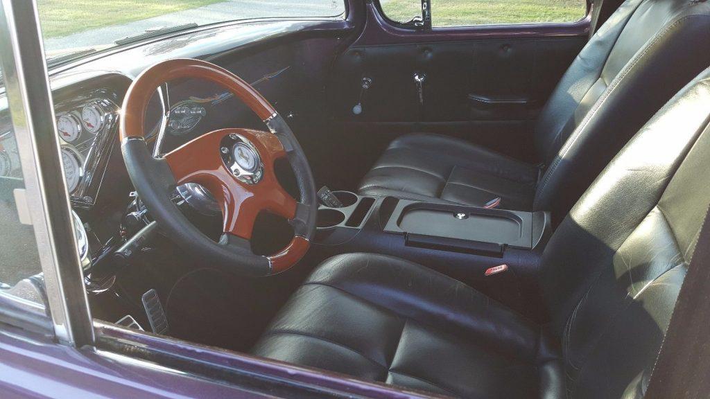 Frame off 1955 Chevrolet Pickups Custom Build