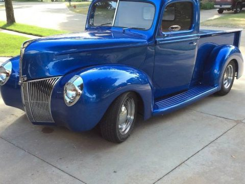 Freshly built 1940 Ford Pickups custom for sale