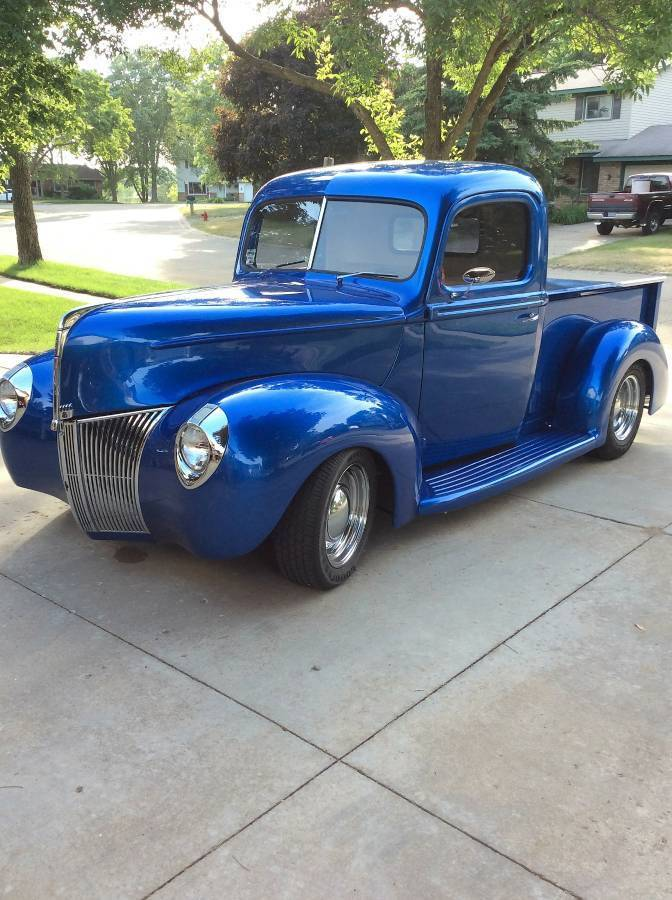freshly built  ford pickups custom  sale