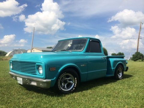 Great condition 1972 Chevrolet C 10 custom pickup for sale