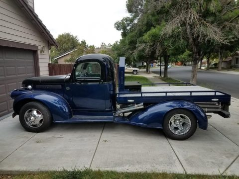 Heavily customized 1941 Chevrolet Pickups custom for sale