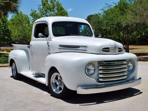 Mustang engine 1948 Ford Pickups F 1 Pickup Custom for sale