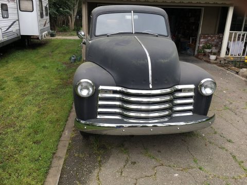 Needs finishing 1953 Chevrolet Pickups custom for sale