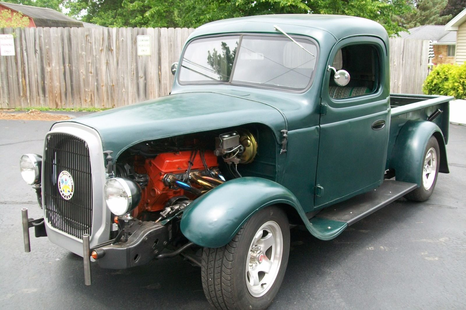 no rust 1946 chevrolet custom truck for sale. Black Bedroom Furniture Sets. Home Design Ideas