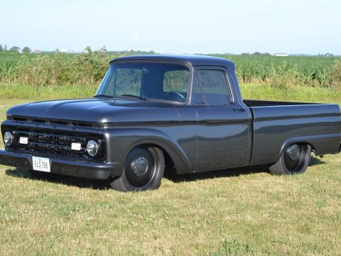 Restomod 1964 Ford F 100 custom truck for sale