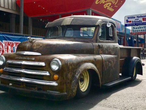 Rodded 1950 Dodge Pickups custom for sale