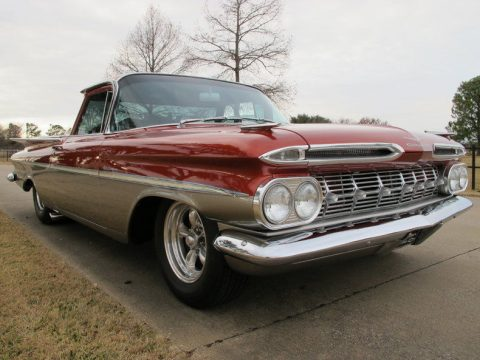 Strong beast 1959 Chevrolet El Camino vintage for sale
