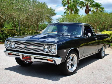Tri power 1965 Chevrolet El Camino vintage for sale