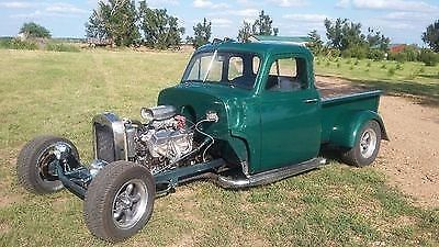 great cruiser 1947 Chevrolet custom truck for sale
