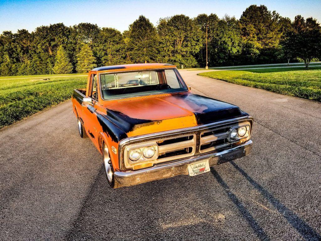 lots of mods 1971 Chevrolet C 10 custom pickup