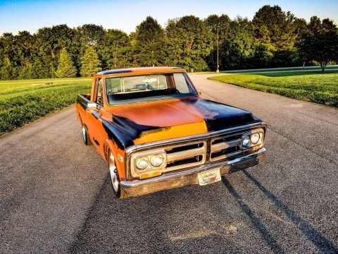 lots of mods 1971 Chevrolet C 10 custom pickup for sale