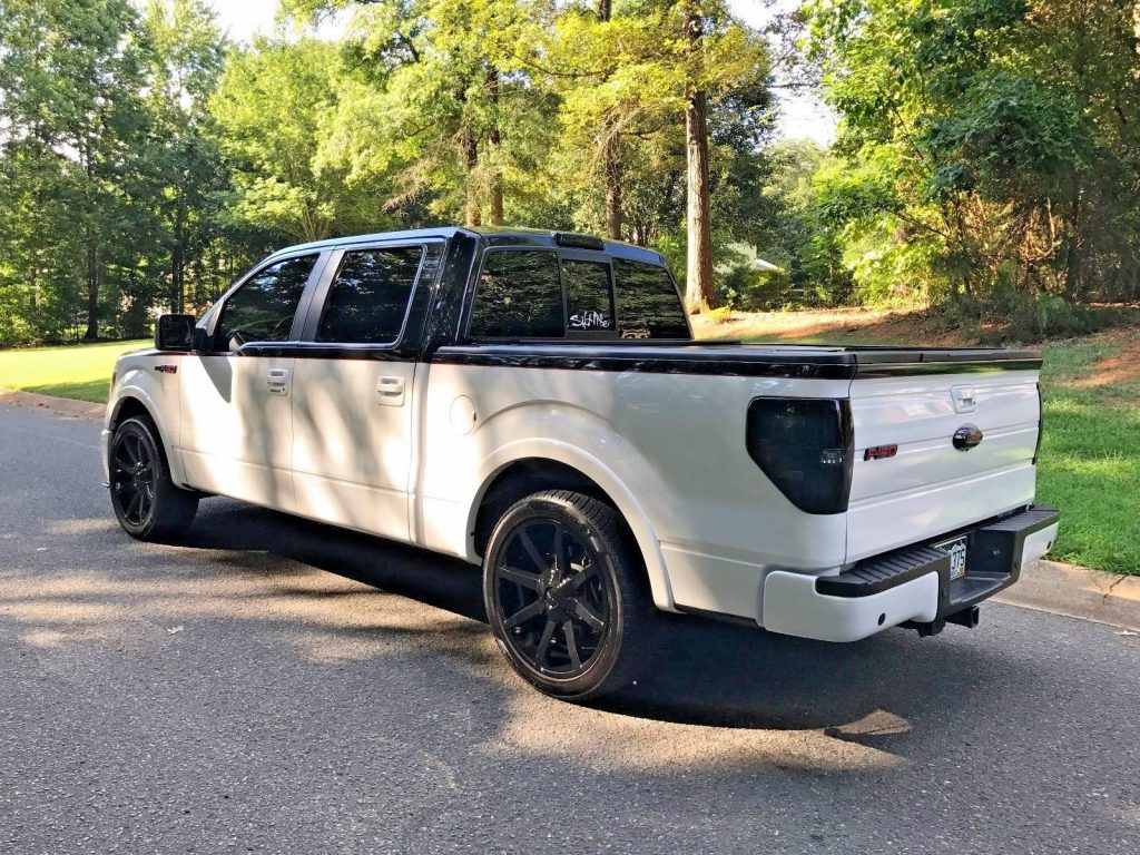 F 150 Truck Bed Covers >> Many modifications 2014 Ford F 150 FX4 custom truck for sale