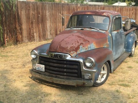 modernized 1954 GMC Pick up Custom for sale