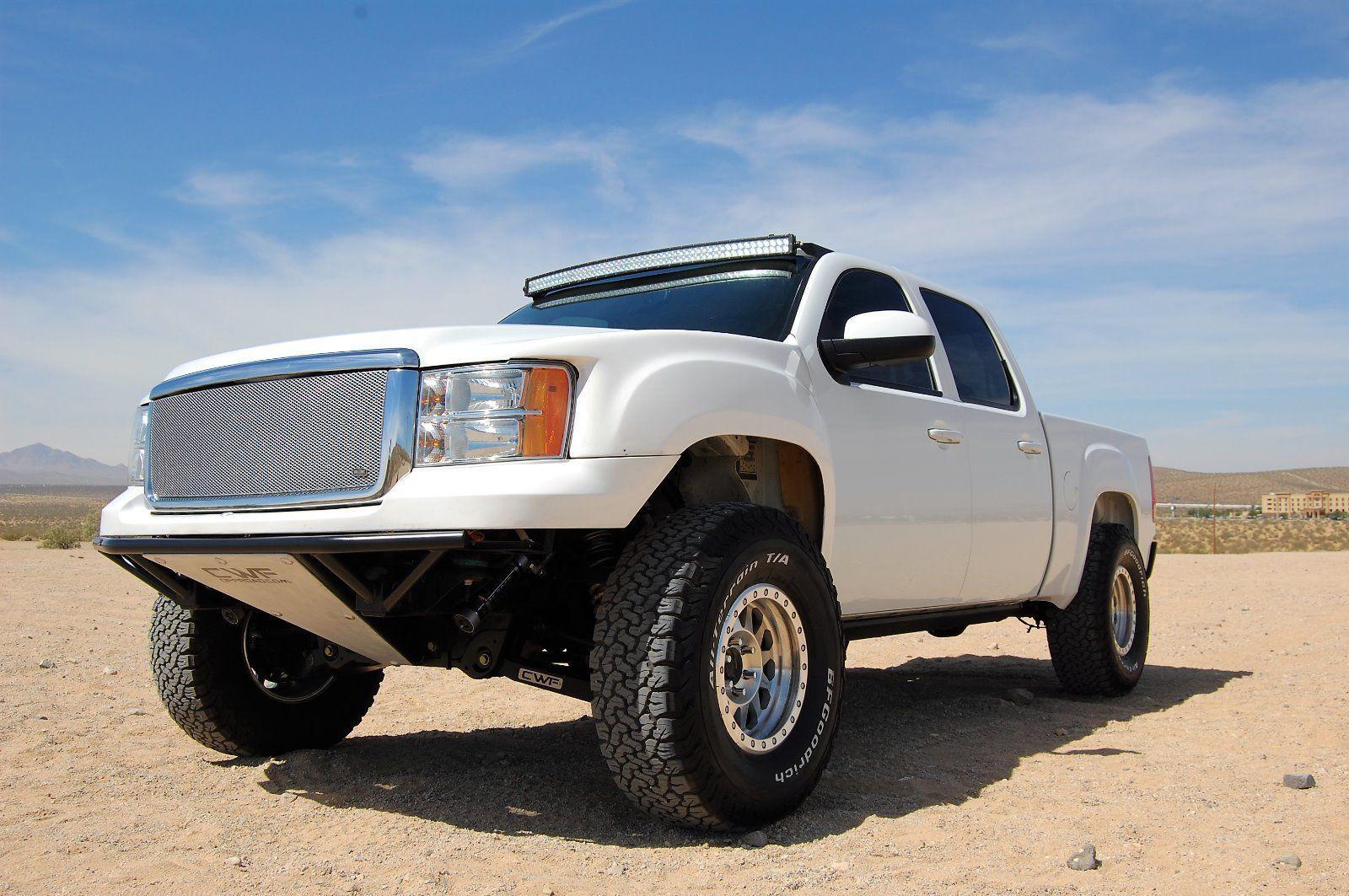 Modified 2011 GMC Sierra 1500 custom truck for sale