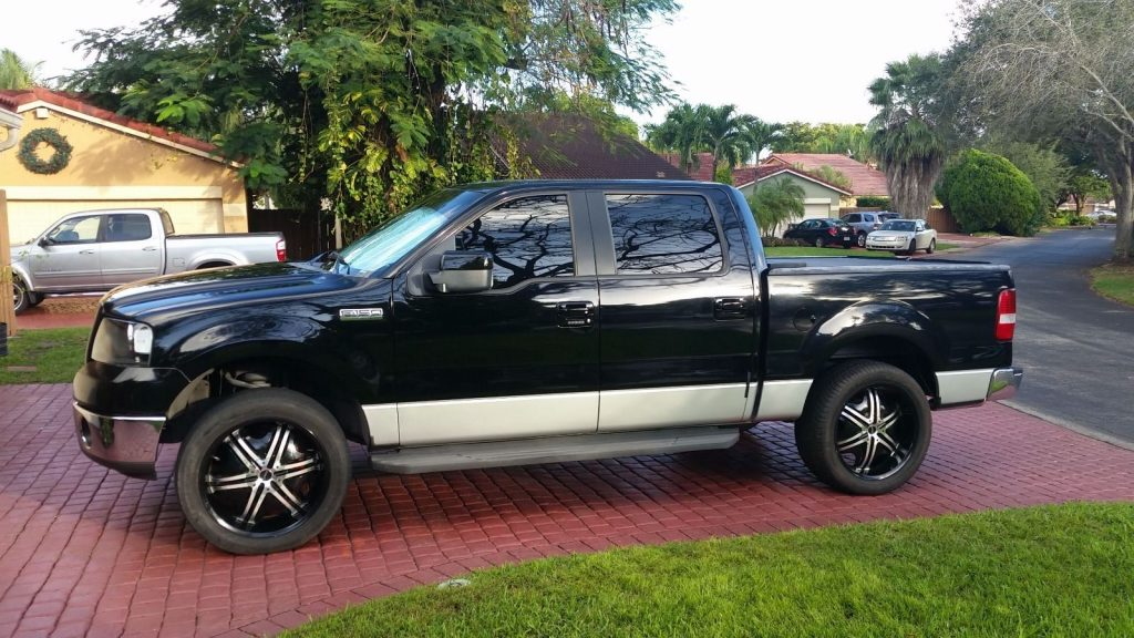 multiple upgrades 2006 Ford F 150 XLT Crew Cab