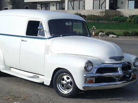 rare 1954 Chevrolet Pickups custom for sale