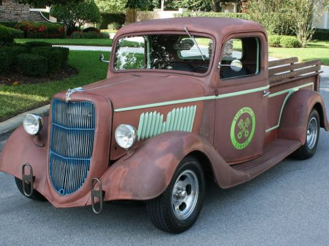 Ratrod PICKUP 1935 Ford Model A Custom for sale