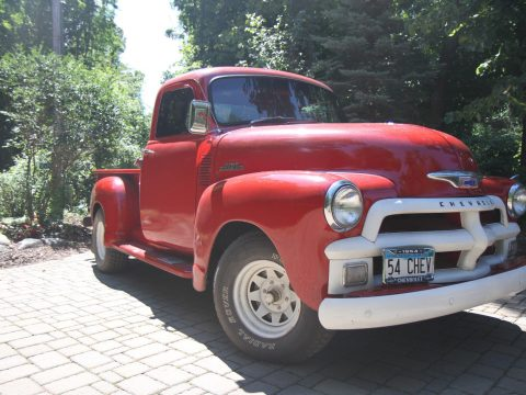 restored 1954 Chevrolet Pickups custom truck for sale