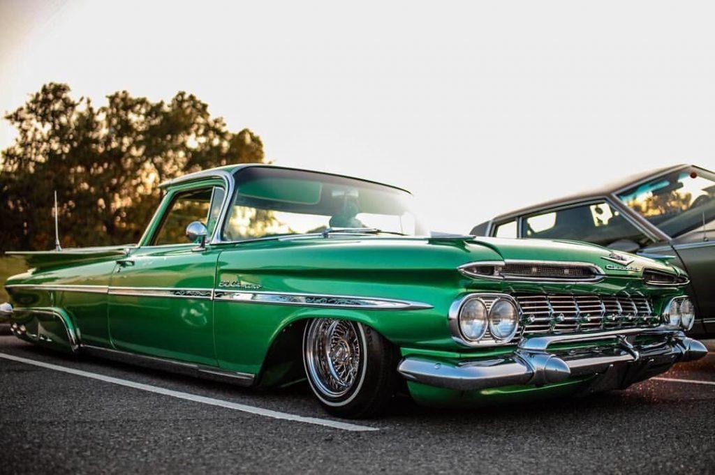 badass lowrider 1959 Chevrolet El Camino custom for sale