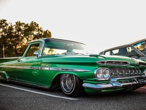 badass lowrider 1959 Chevrolet El Camino custom for sale
