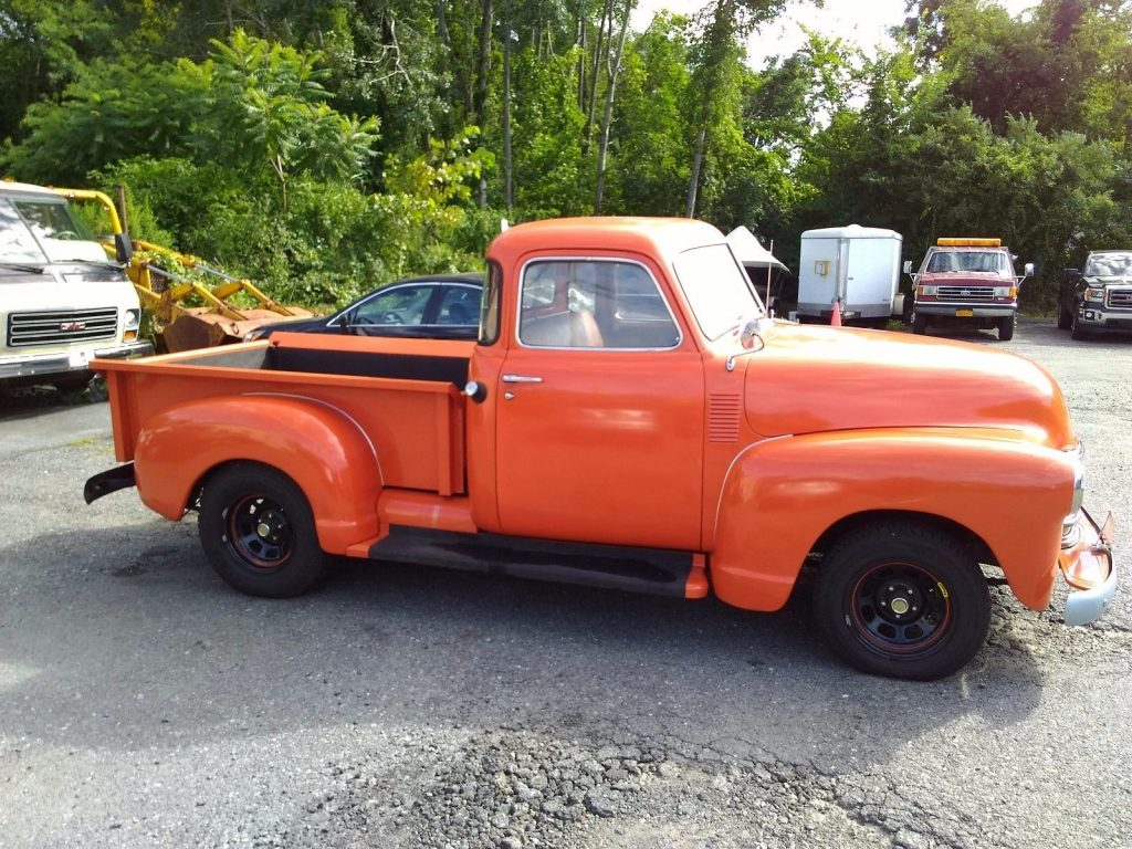 custom bed 1950 Chevrolet Pickup 3100 custom