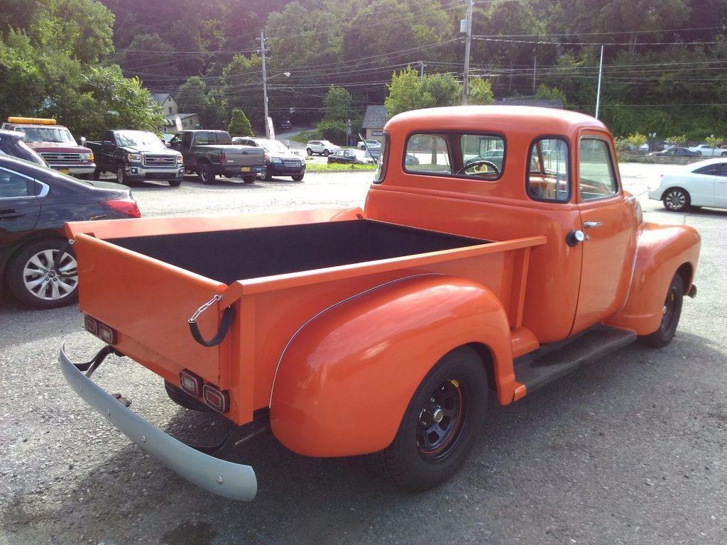 Custom Bed 1950 Chevrolet Pickup 3100 Custom For Sale
