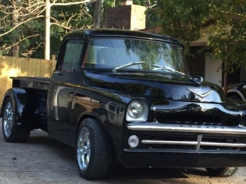 frame off 1957 Dodge Pickup custom for sale