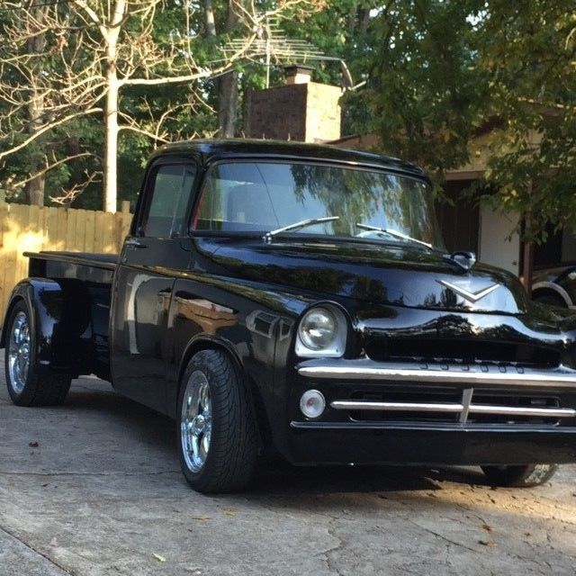 frame off 1957 Dodge Pickup custom