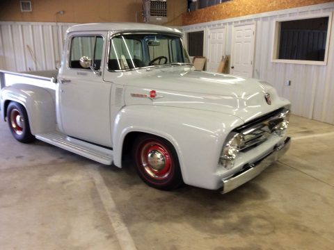 lightly modified 1956 Ford F 100 Custom for sale
