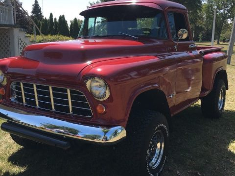 modified 1956 Chevrolet Pickups custom for sale