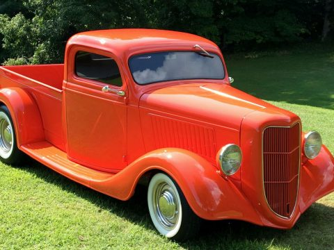 new frame 1936 Ford Pickups custom for sale