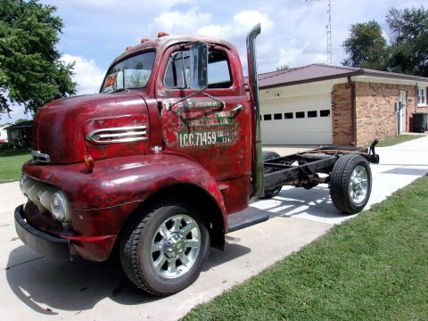 nice patina 1949 Ford custom truck for sale