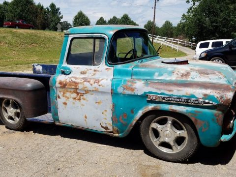 nice patina 1959 Chevrolet Pickups custom for sale