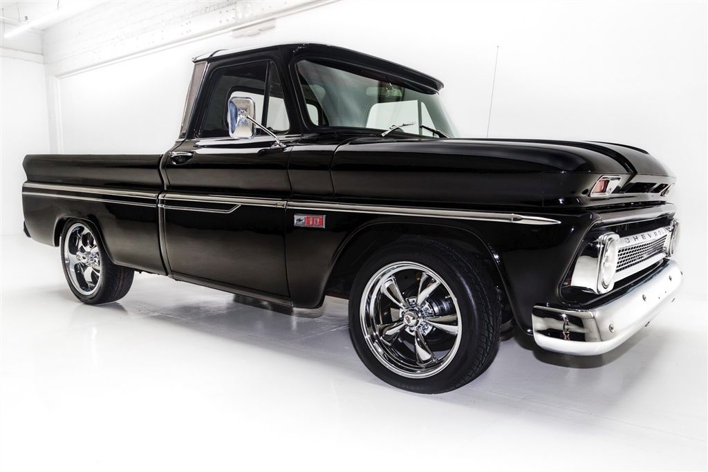 Redone 1965 Chevrolet C10 Short Box Custom Truck For Sale