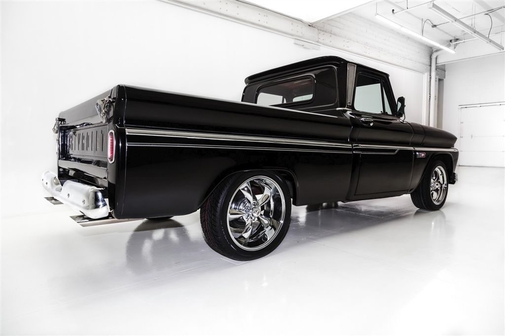Rolling Truck Bed Covers >> redone 1965 Chevrolet C10 Short box custom truck for sale