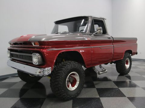 upgraded 1965 Chevrolet K 10 custom truck for sale