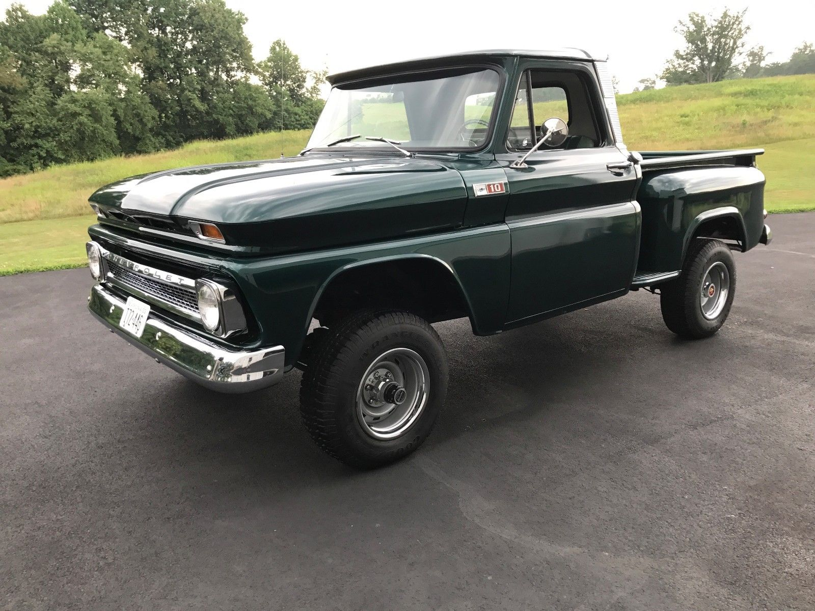 beautiful 1965 chevrolet pickups custom for sale. Black Bedroom Furniture Sets. Home Design Ideas