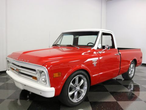 built engine 1968 Chevrolet Pickups custom for sale