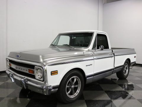 great paint 1970 Chevrolet C 10 Custom for sale