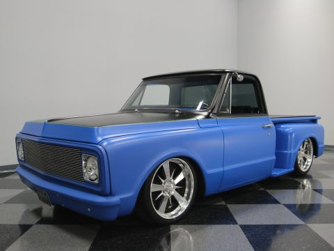 incredible 1970 Chevrolet C 10 custom for sale