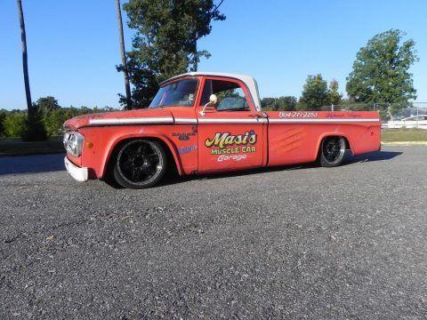 lowered 1968 Dodge Pickups custom for sale