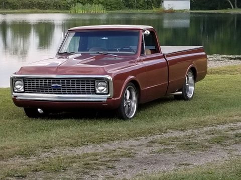 modded badass 1970 Chevrolet C 10 custom truck for sale