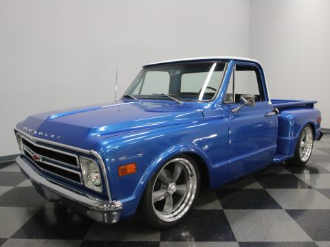 nice running 1968 Chevrolet C 10 custom for sale