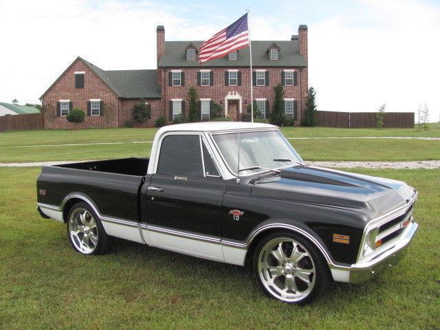 total restoration 1971 Chevrolet C/K Pickup 1500 custom ...