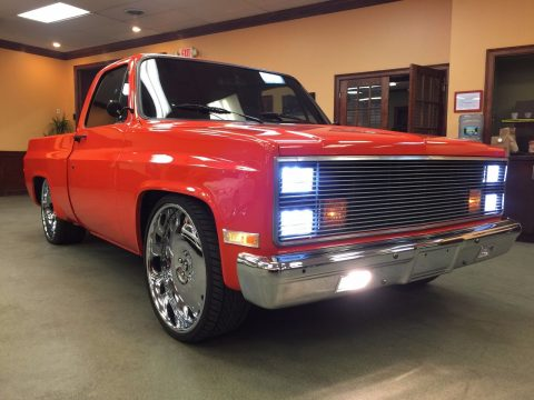 24 Inch Rims 1985 GMC Sierra 1500 custom for sale