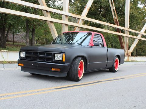 completely redone 1989 Chevrolet S 10 Custom for sale