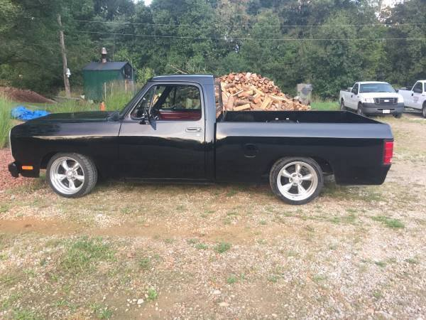 fully restored 1985 Dodge Pickups custom
